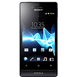 Смартфон Sony XPERIA E  4Gb Black